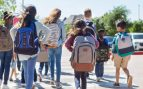 ruta niños colegio