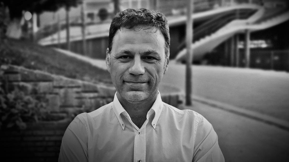 El arquitecto David García-Asenjo. @Cortesía de David García-Asenjo.