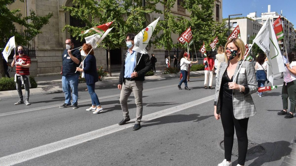 La izquierda vende como «éxito» la huelga educativa en Andalucía ¡con un seguimiento de apenas el 7%!
