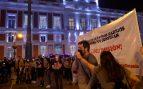 Protestas en Madrid contra las medidas de Ayuso (Foto: EFE)