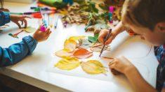 Conoce sencillas manualidades de otoño para hacer con los niños