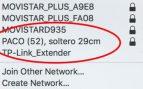 """Twitter: Utiliza el nombre de su Wifi para ligar: """"Paco (52), soltero 29 centímetros"""""""