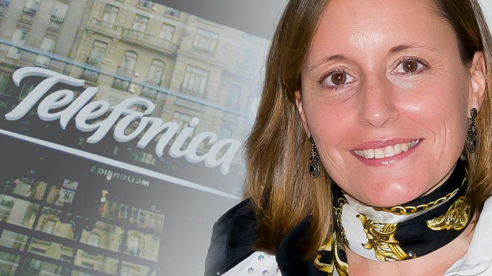 Raquel Fernandez León, directora de Personas de Telefónica España.