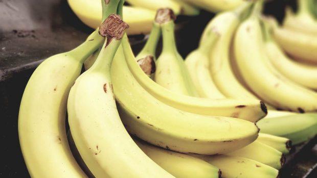 Infusión de plátano y semillas de sésamo