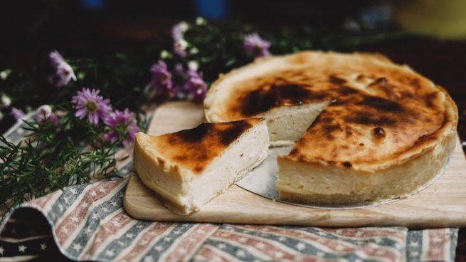 Receta de la tarta de queso más fácil del mundo