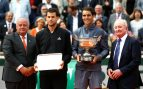 Roland Garros partidos