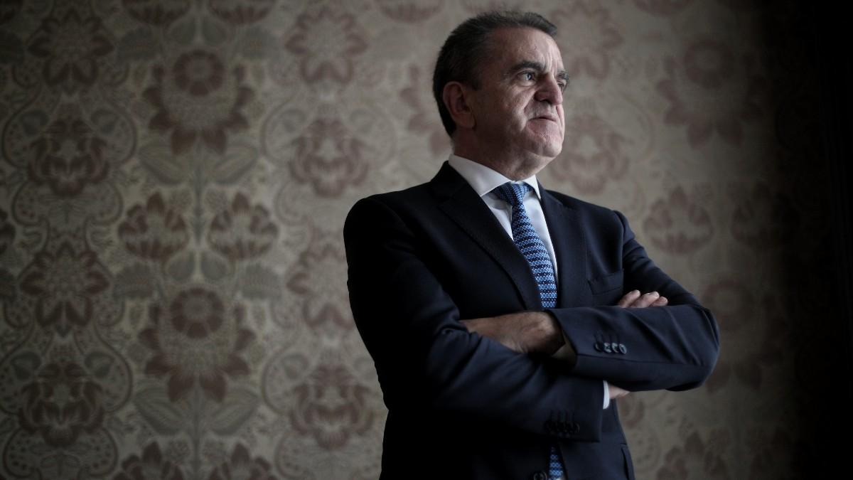 El delegado de Gobierno en Madrid, José Manuel Franco. Foto: EP
