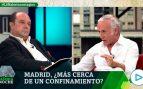 Inda: «¿Por qué se exige PCR en origen para entrar en Canarias y en la Comunidad de Madrid no?»