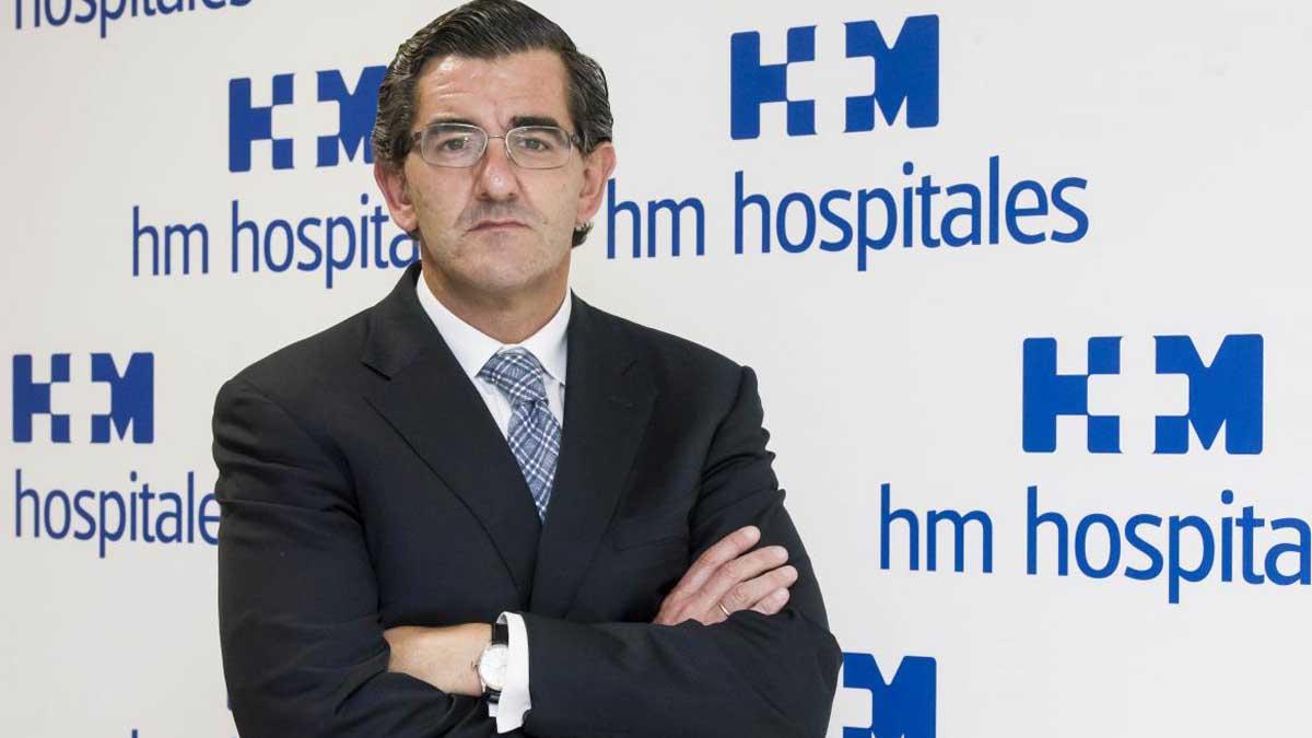 El presidente de HM Hospitales, el doctor Juan Abarca Cidón.