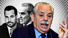 Luis Navajas, Ignacio Stampa y Alejandro Luzón