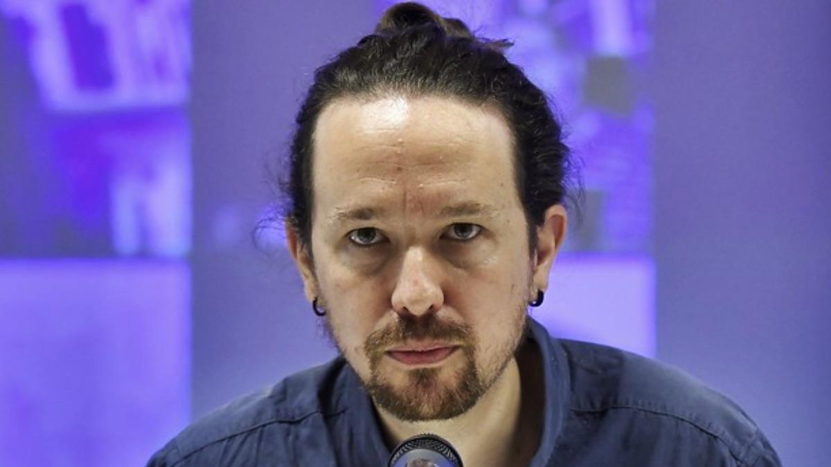 El vicepresidente del Gobierno y líder de Podemos, Pablo Iglesias.
