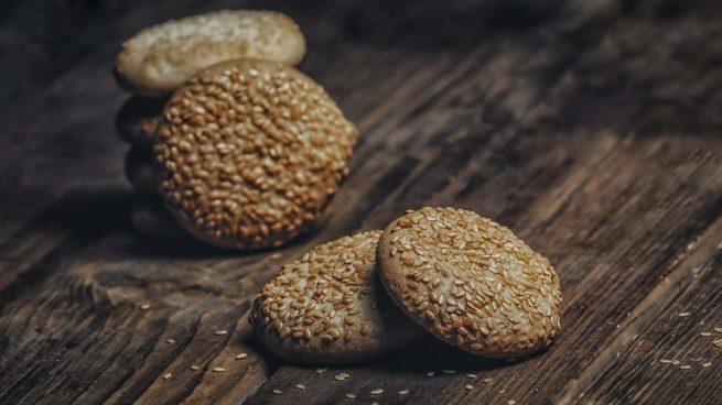 Pastas de sésamo sin lactosa ni gluten