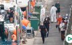 Así quedan en libertad los cientos de inmigrantes ilegales que llegan a Andalucía cada semana.