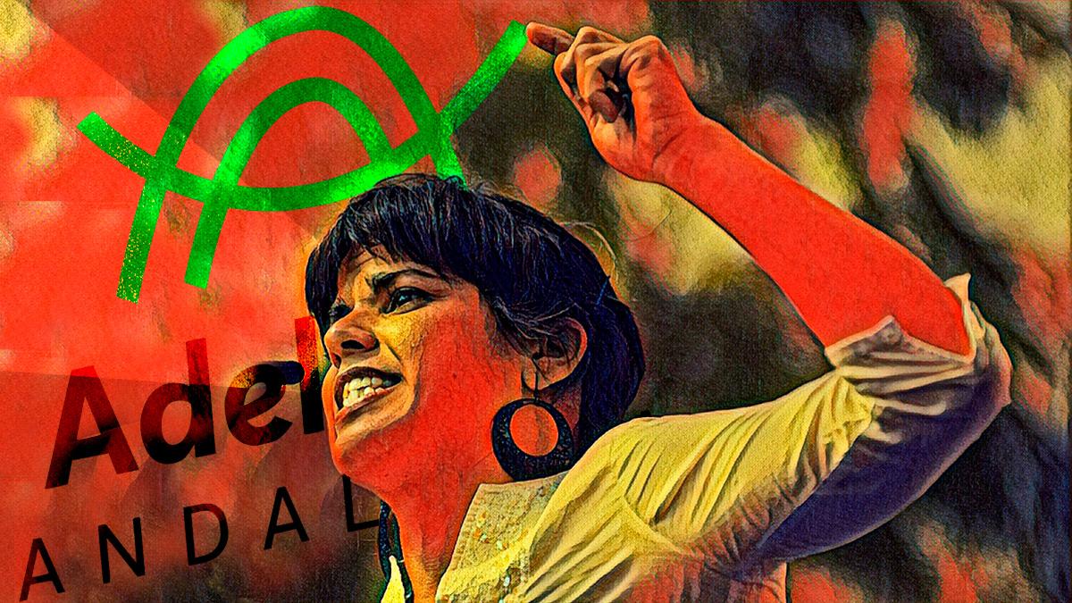 Teresa Rodríguez ya es historia en Adelante Andalucía.