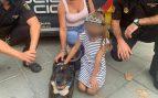 Detenido por arrastrar a un perro con su coche tras una discusión de tráfico con sus dueños