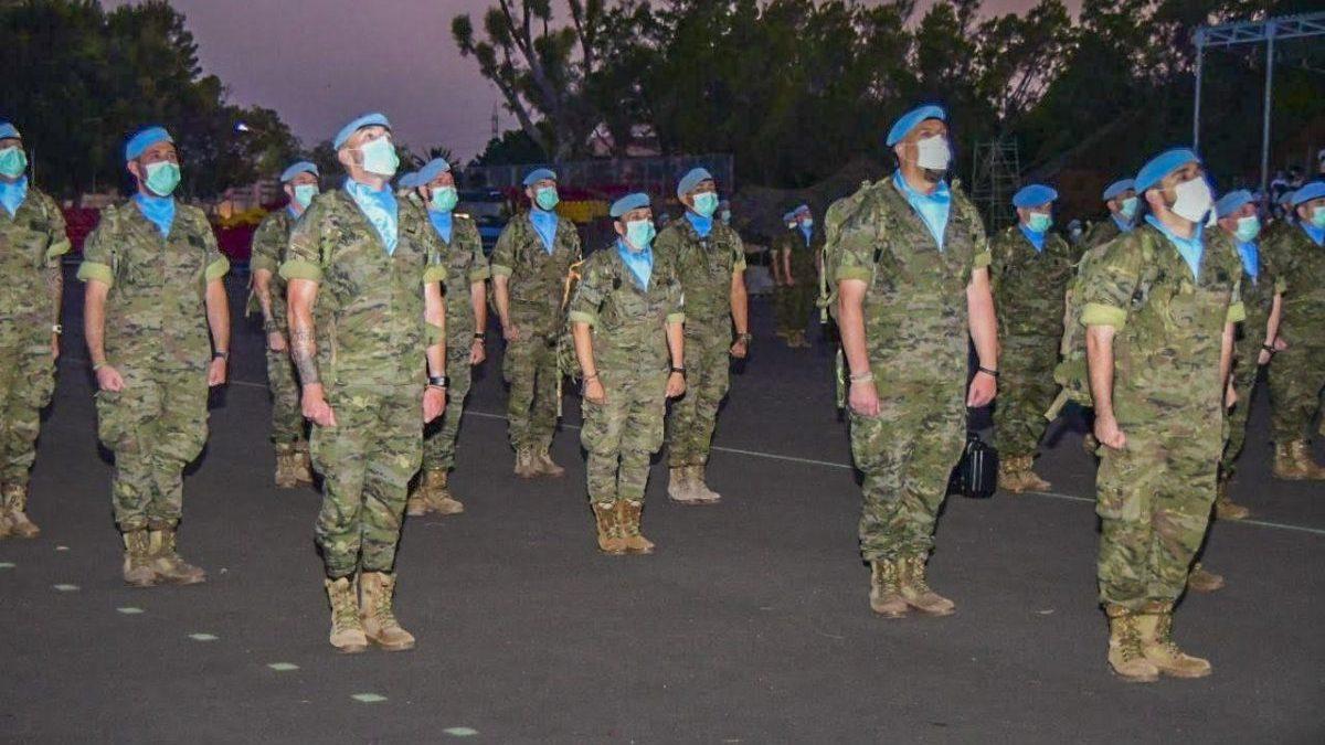 Almería.- La Brigada de la Legión recibe a la segunda rotación de la Brilib XXXII