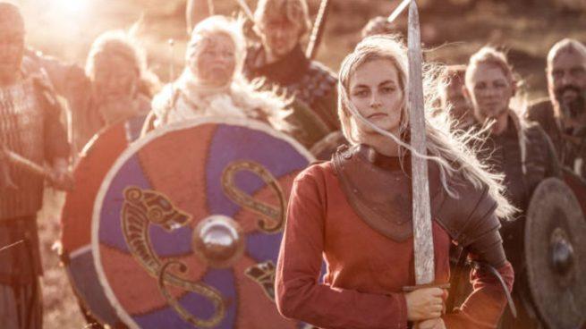 vikingos rubios