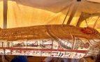 sarcofagos egipto saqqara giza descubrimiento