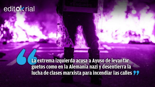 La Fiscalía debería investigar a Podemos por incitar al odio y la violencia