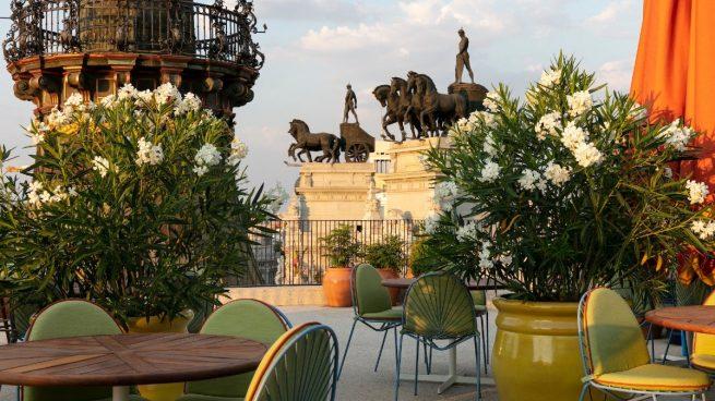 Dani García inaugura su nuevo restaurante en el exclusivo hotel Four Seasons de Madrid