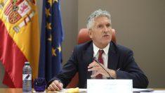 El ministro del Interior, Fernando Grande Marlaska. (Foto: Europa Press)