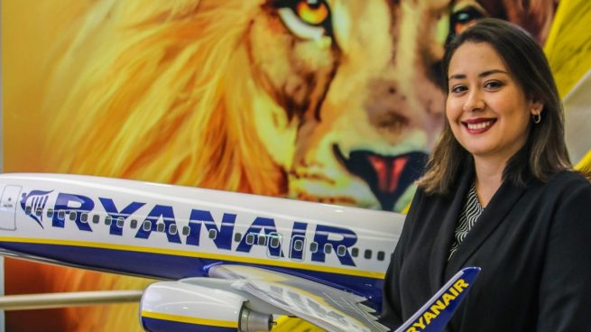 Susana Brito, PR & Communications Manager para España y Portugal de Ryanair