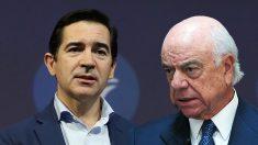 Carlos Torres y Francisco González.