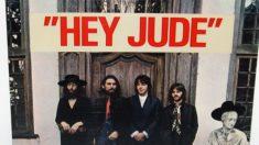 El 28 de septiembre de 1968, The Beatles llegan al número uno con Hey Jude