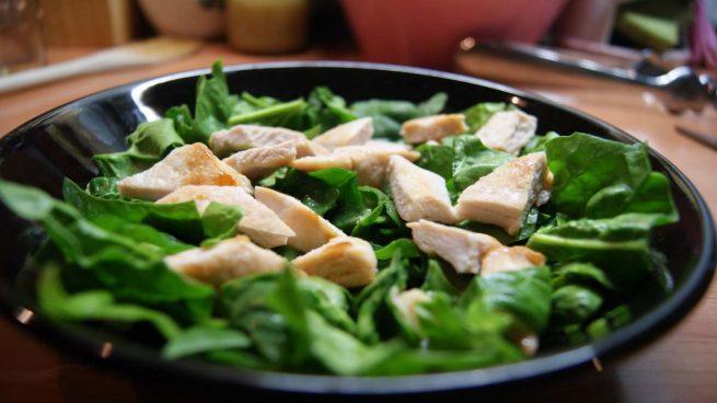 Comidas rápidas y saludables