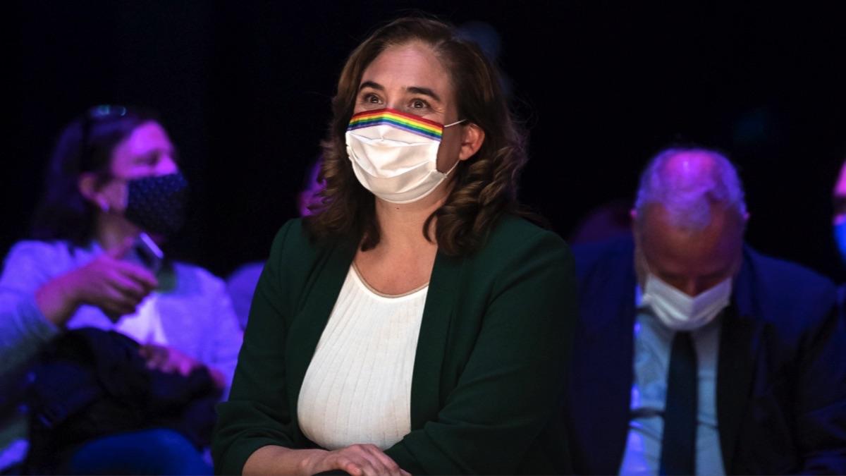 Ada Colau, alcaldesa de Barcelona. (Foto: BCN)