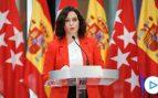 Ayuso no descarta extender las restricciones a toda la Comunidad de Madrid