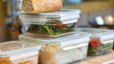 Pasos para guardar, conservar y comer correctamente las sobras de comida