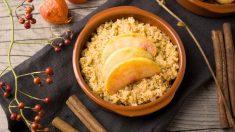 Preparación de la quinoa