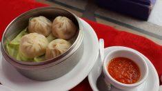 Receta de Dumplings chinos de carne, cocidos al vapor