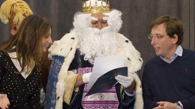 reyes magos madrid 2021 enero