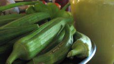 Verduras curiosas, la okra