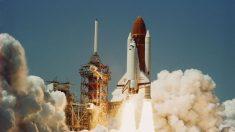El 29 de septiembre de 1986, despega el transbordador espacial Discovery.