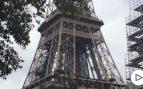 Desalojan la Torre Eiffel y acordonan la zona por una amenaza de bomba