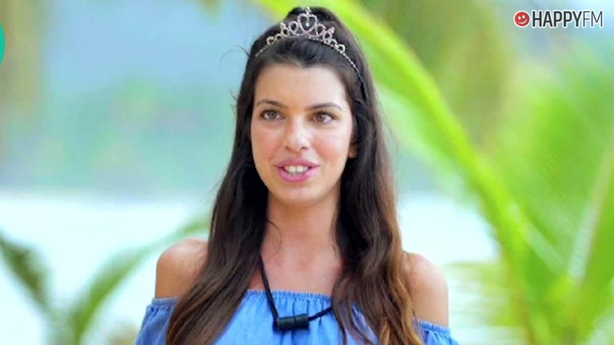 Andrea en 'La isla de las tentaciones'