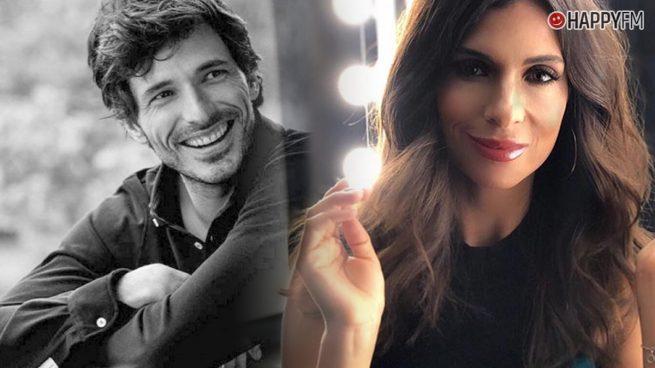 Andrés Velencoso y Paula Gómez