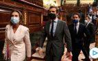 Pablo Casado anuncia que recurrirá al Tribunal Supremo los indultos de Sánchez a los golpistas