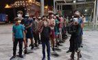 Aumenta la presión migratoria en Andalucía: cuarenta magrebíes tratan de llegar a Málaga escondidos en un ferry de pasajeros