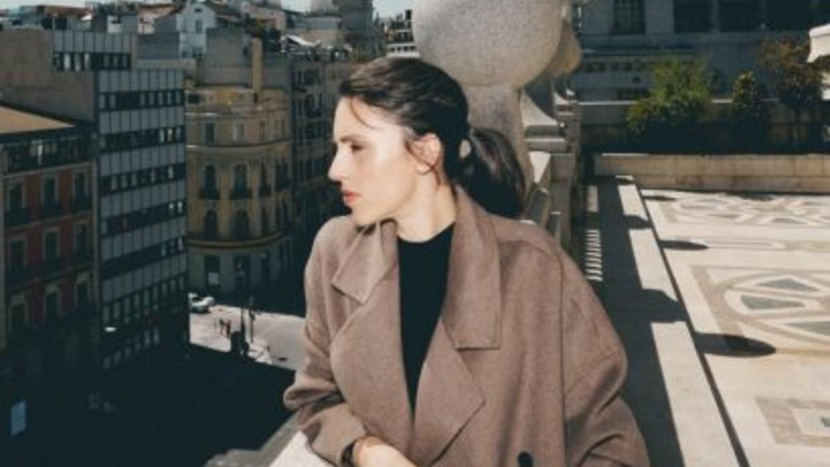 Irene Montero en Vanity Fair