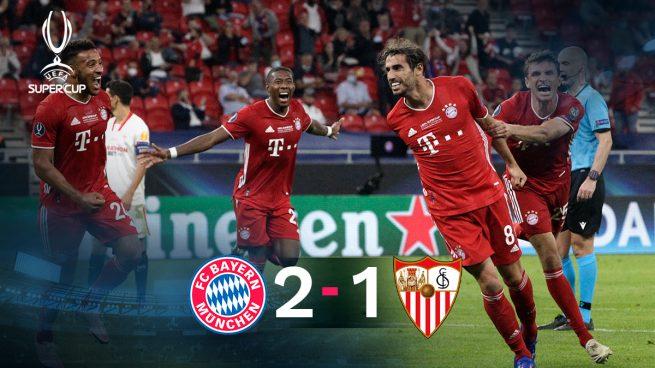 Bayern Sevilla