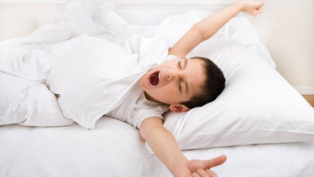 despertar a los niños