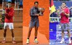 favoritos Roland Garros