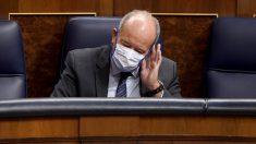 El ministro de Justicia, Juan Carlos Campo. Foto: EP