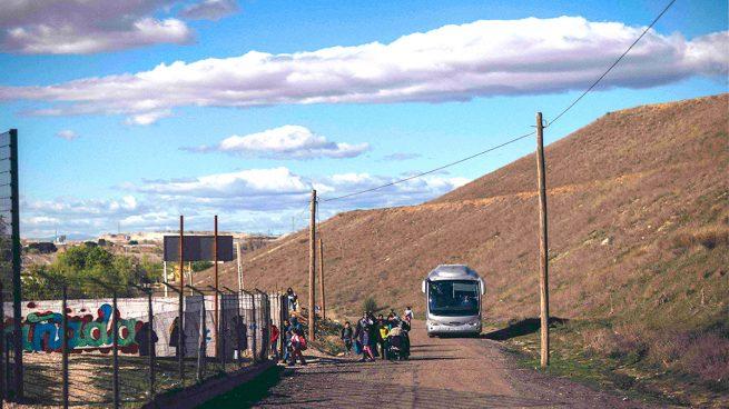 Fundación Mutua Madrileña financiará una línea de autobús desde Cañada Real para jóvenes en formación