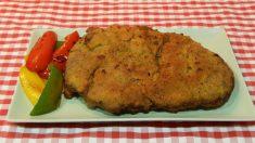 La receta de cachopo asturiano tradicional