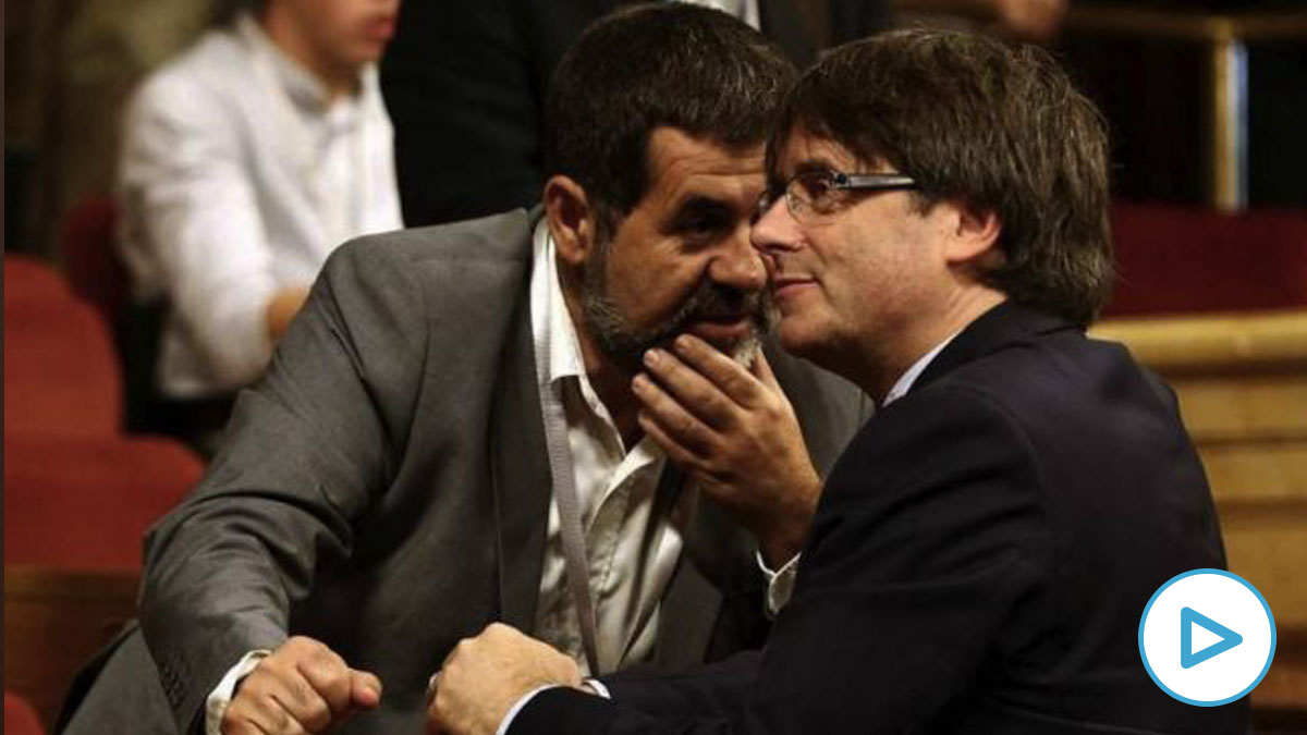 Puigdemont frenó las elecciones anticipadas en Cataluña por la promesa del PSOE de dejarle volver